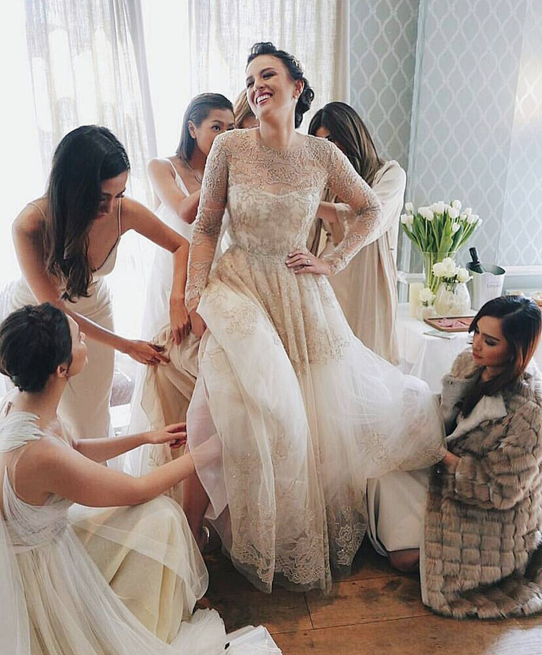 Georgina Wilson Wedding