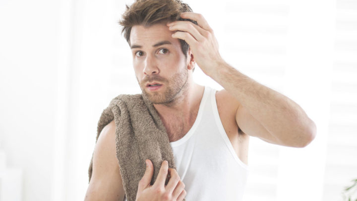 fight against hair loss
