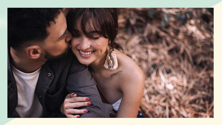 Billy Crawford and Coleen Garcia's Prenup shoot
