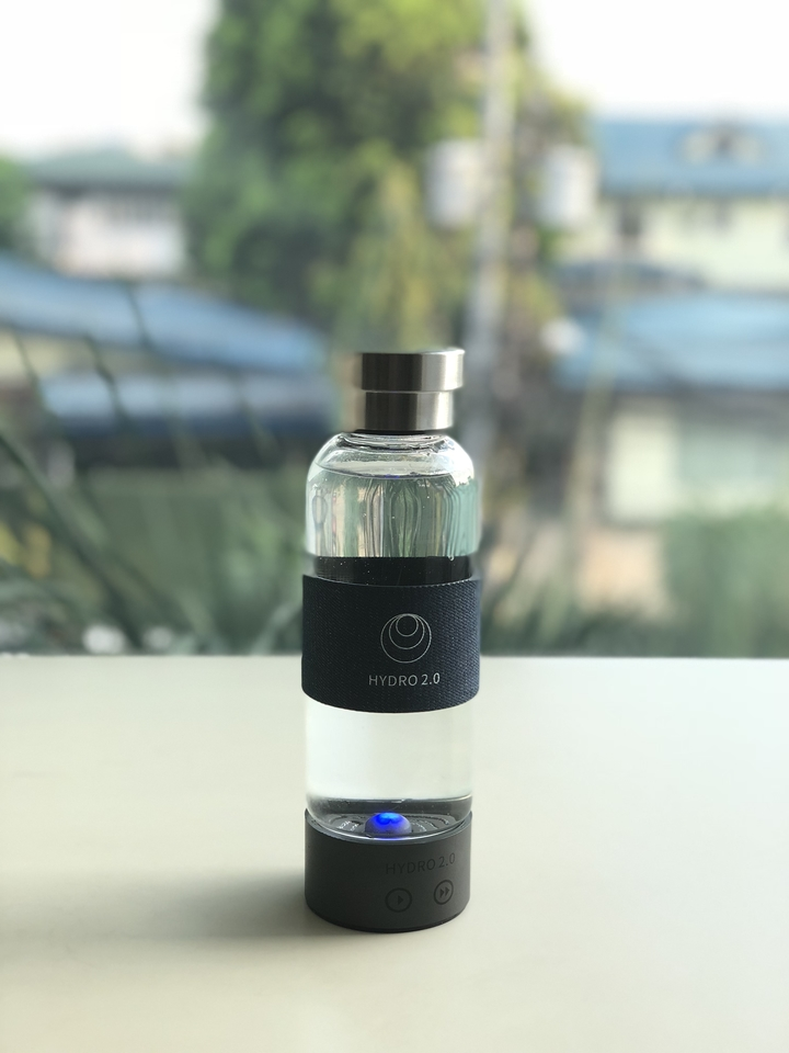 Hydro 2.0 water bottle