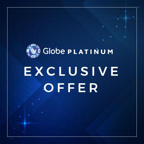 Globe Platinum Members Offer