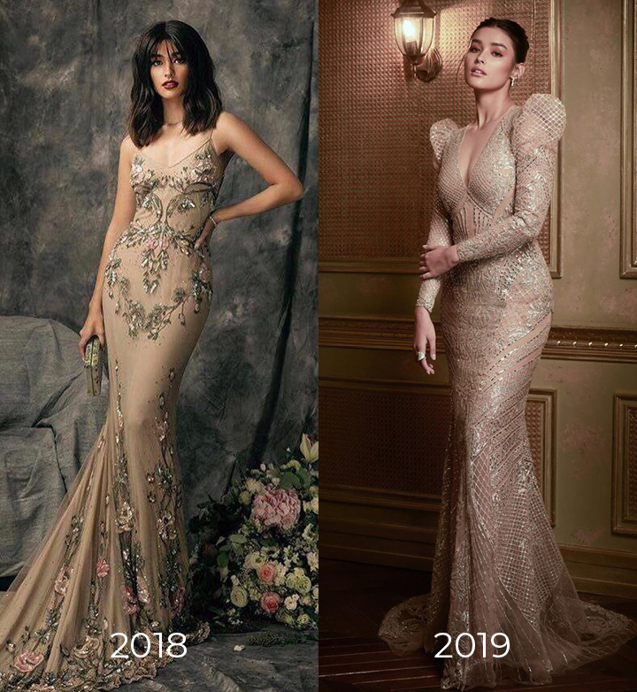 Liza Soberano 2018 vs. 2019