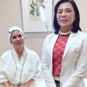 Jinkee Pacquiao Skin Genius Treatment