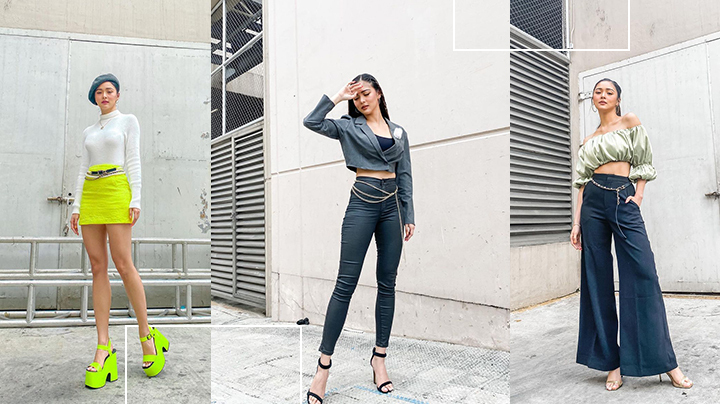 How to Look Tall in IG Photos