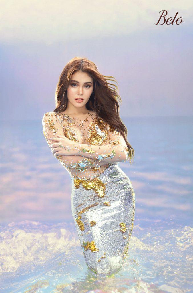 Ivana Alawi Mermaid Facial 4