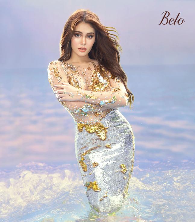 Ivana Alawi Mermaid
