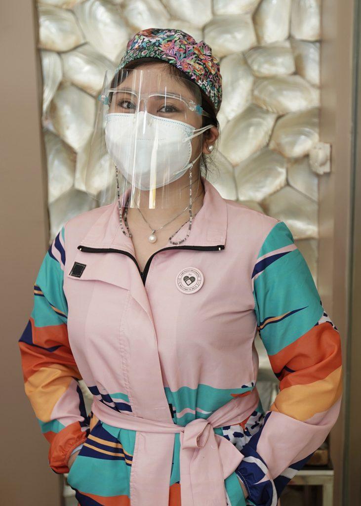 Belo female doctor